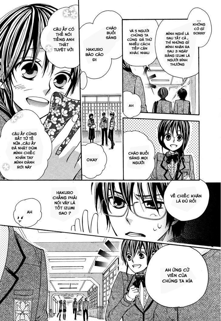 [RABU MANGA] Kamisama Game: [rabu manga] kamisama game chap 2