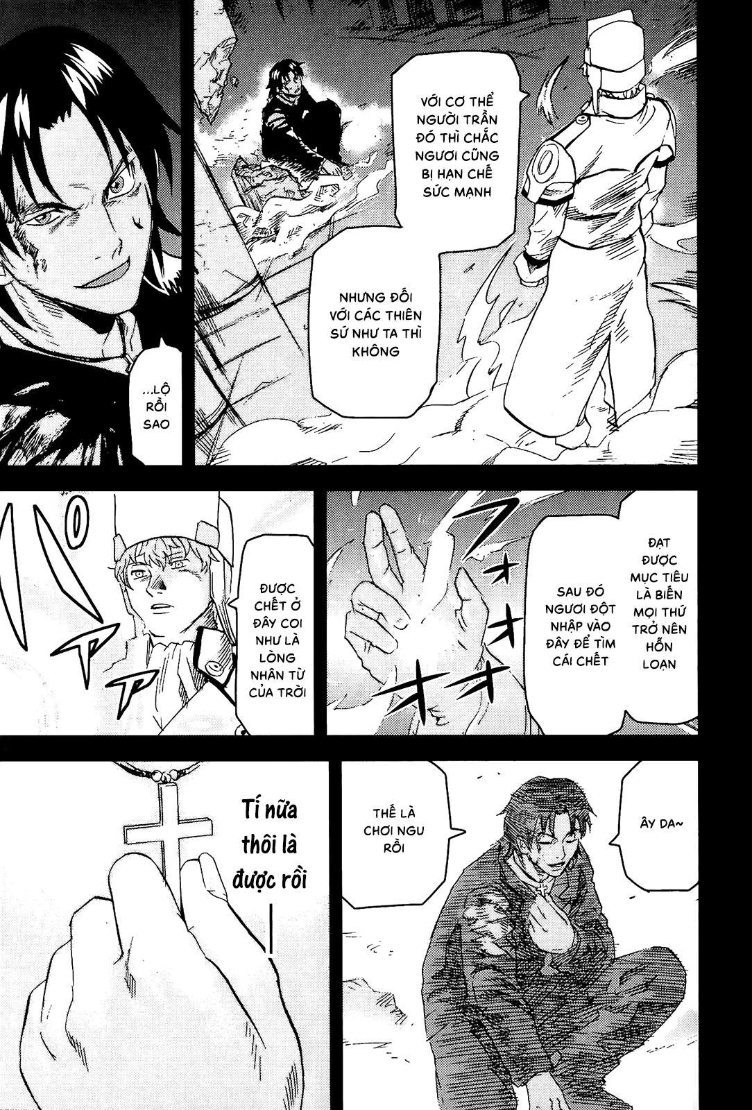 Togari Shiro: Chapter 14