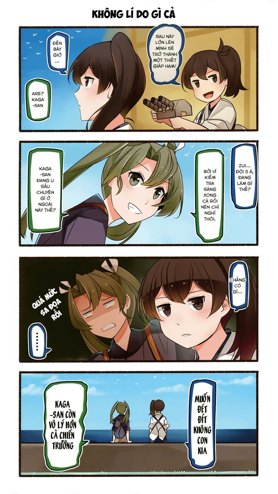 Haruna wa Daijoubu ja Arimasen!: Chapter 0