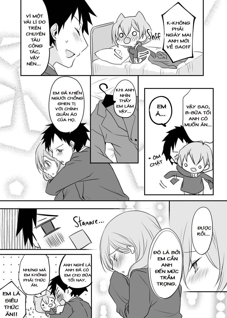 A happy couple: Chapter 7