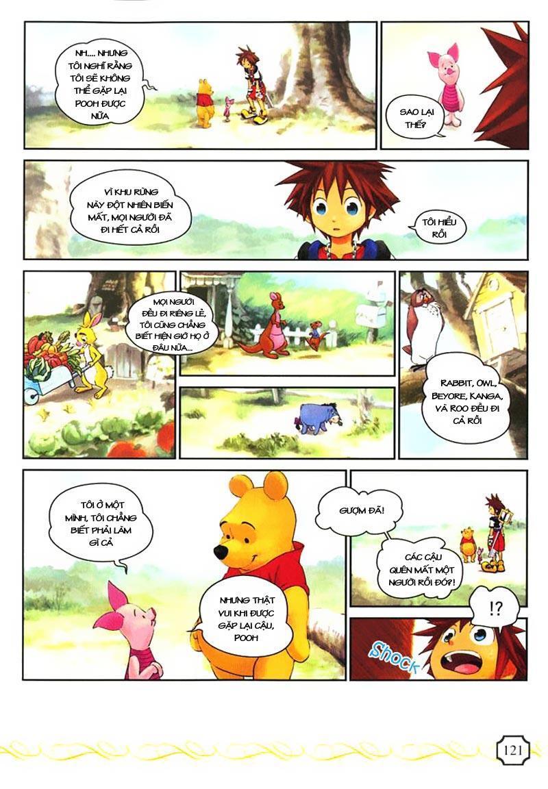 Kingdom Hearts: Kingdom hearts chap 43