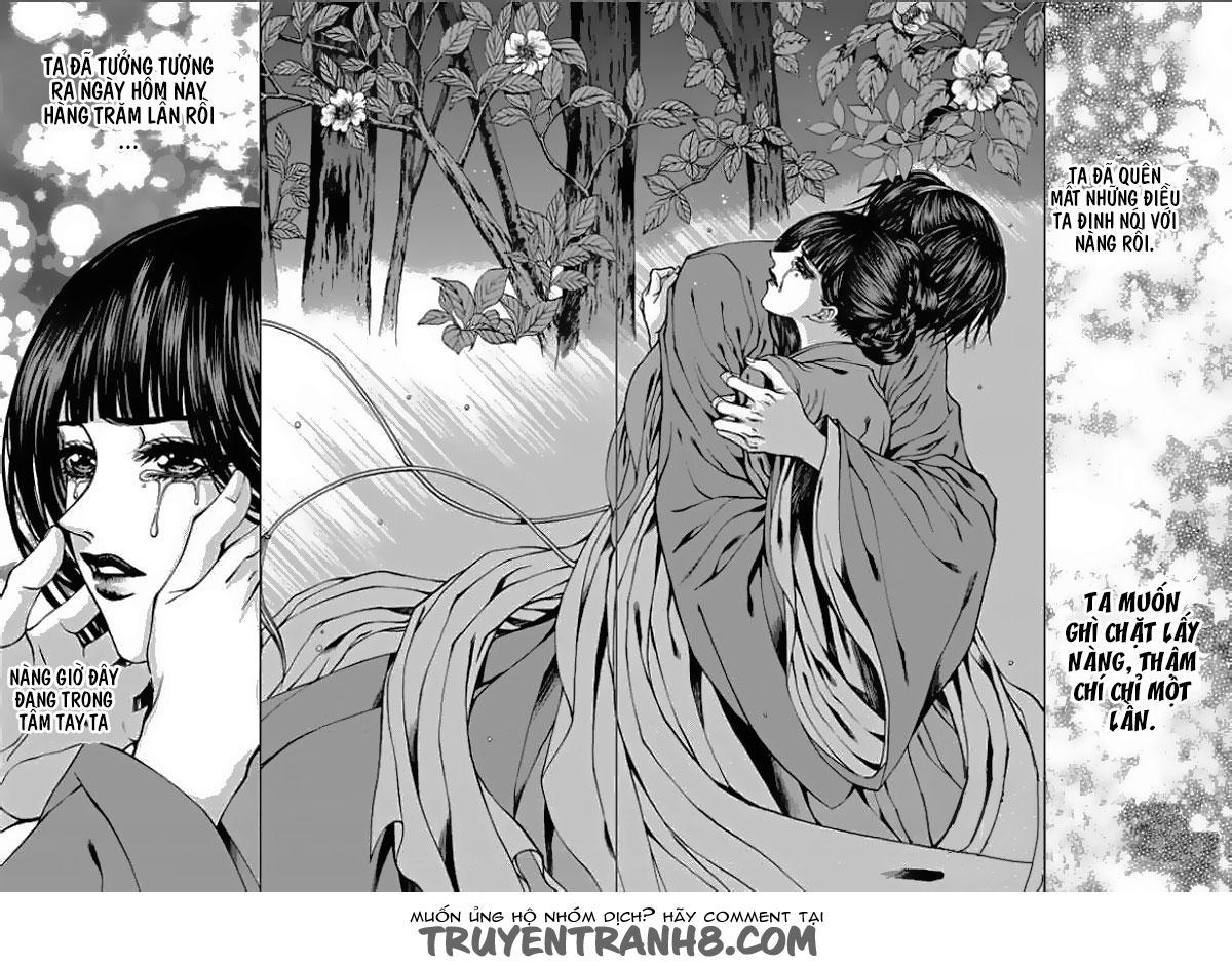 Cô Dâu Thủy Thần - Habaek-Eui Shinbu: Cô dâu thủy thần - habaek-eui shinbu chap 148: