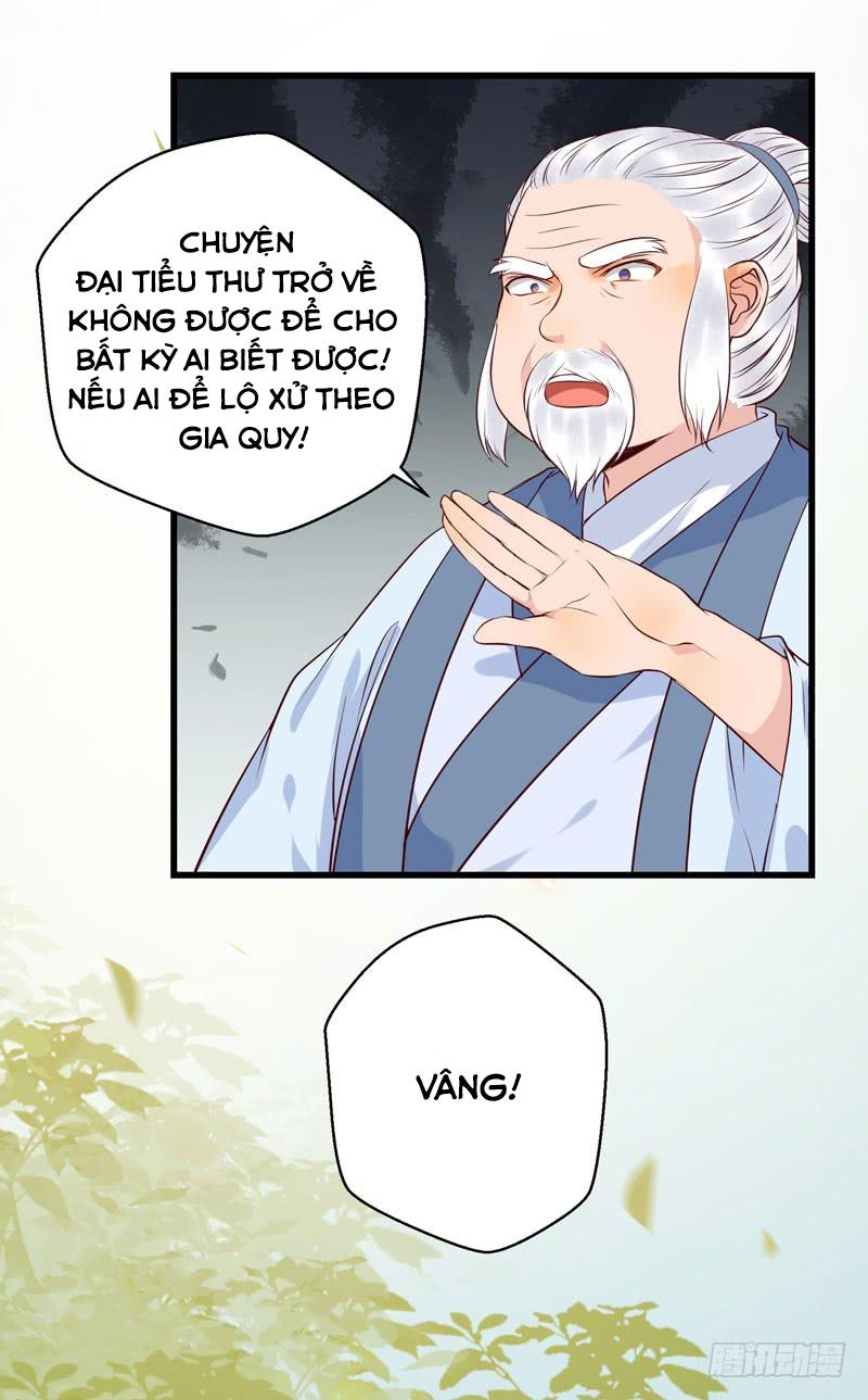 Kuzu no Honkai Décor: Chap 158 phượng tiêu hôn mê
