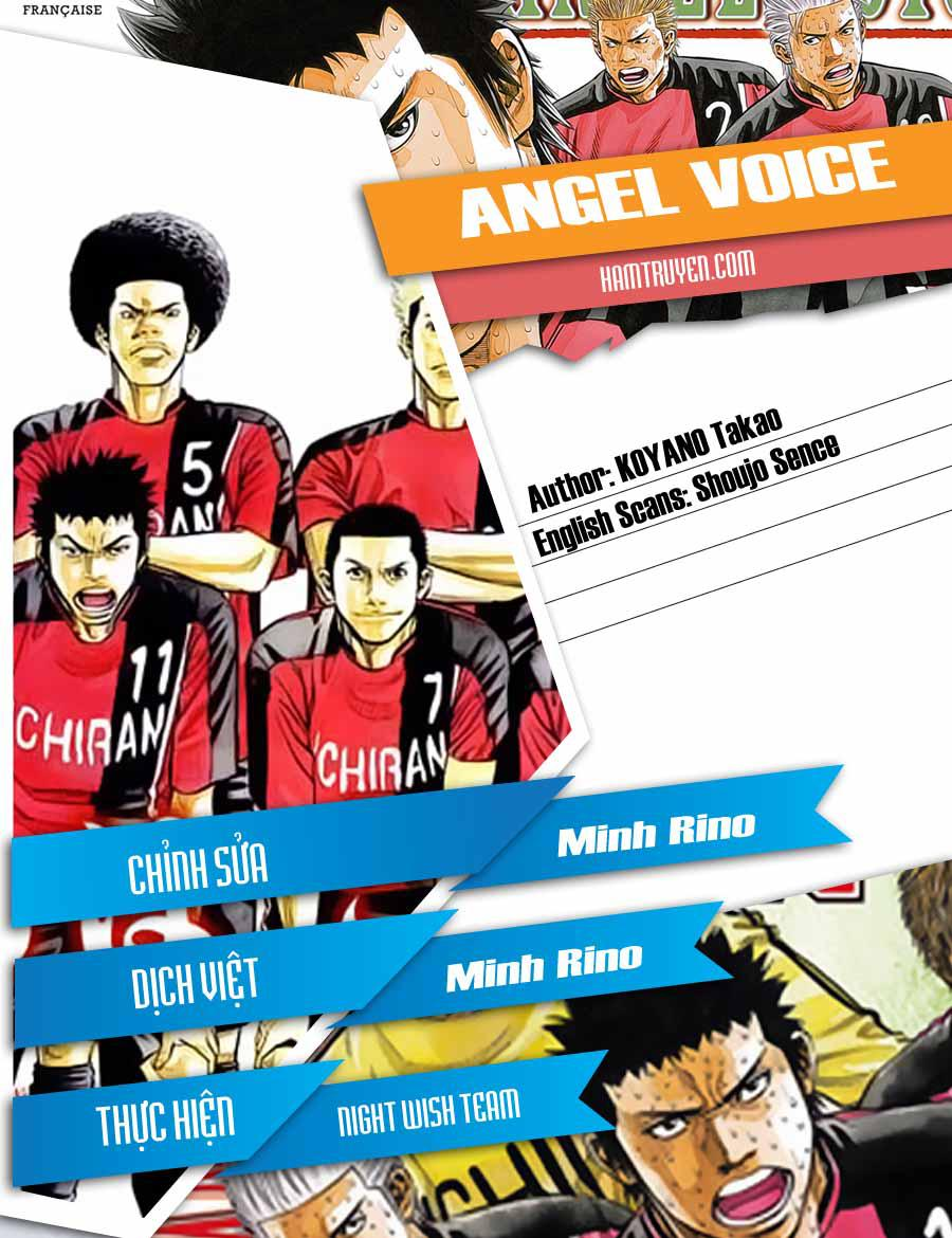 Angel Voice: Angel voice chapter 69