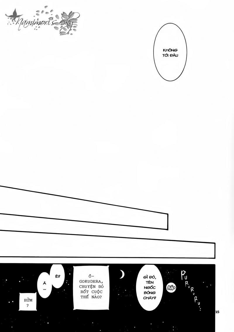 KHR Doujinshi - Diamond Diamond: Chapter 1