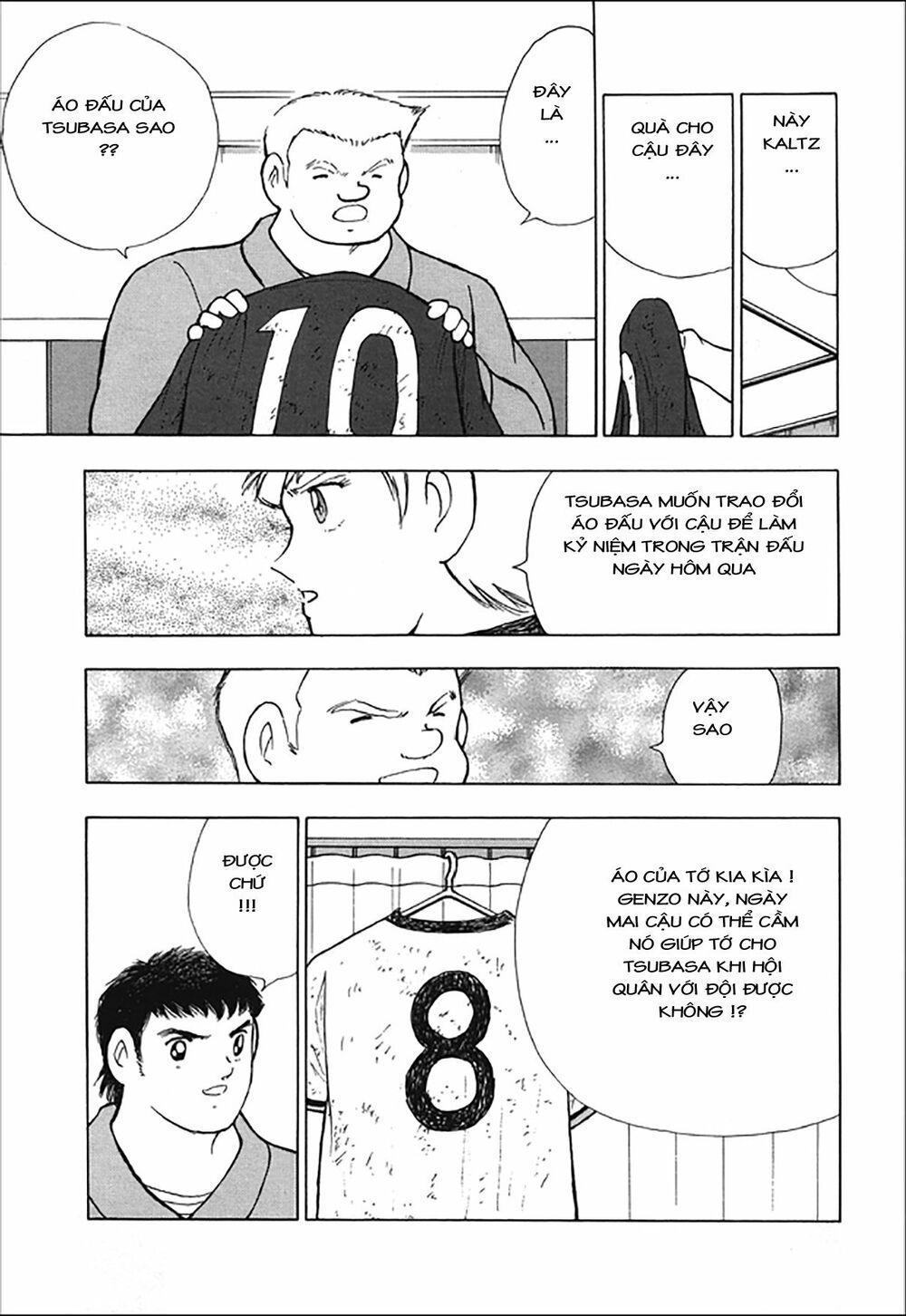 Captain Tsubasa : Rising Sun: Chapter 118: _119_120