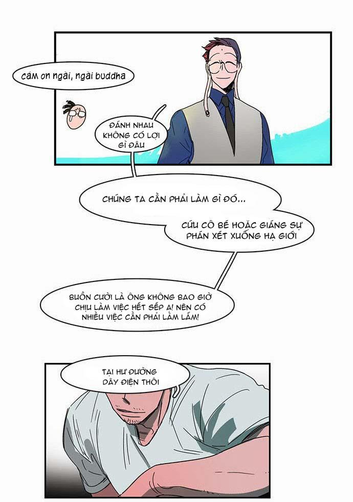 Oh, My God!: Chapter 16