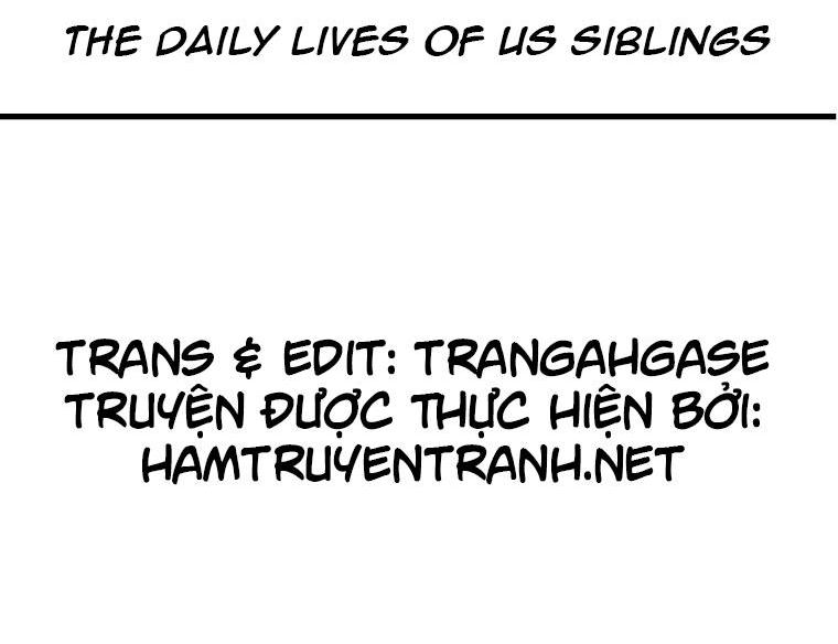 The Daily Lives of Us Sibling: Chapter 26