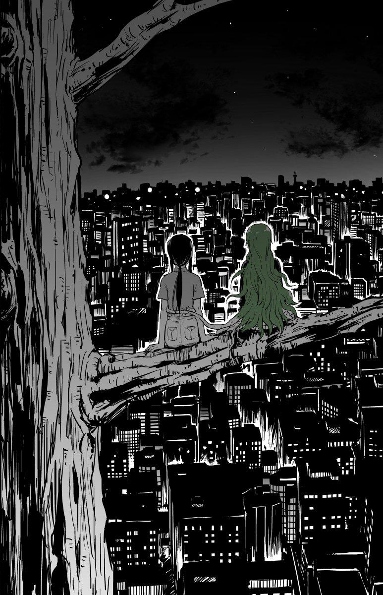 She Becomes A Tree: Chapter 8