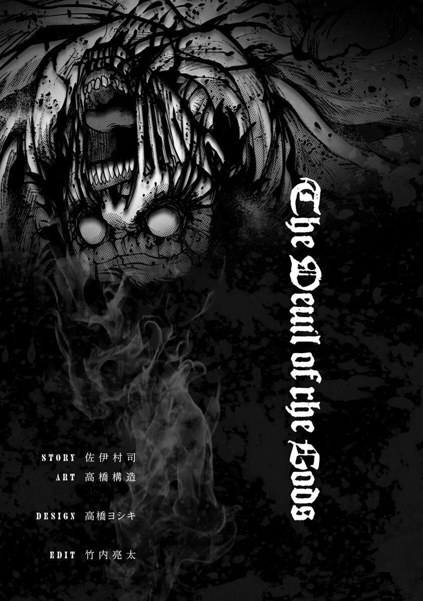 The Devil Of The Gods: Chapter 10: - Khải huyền [END]