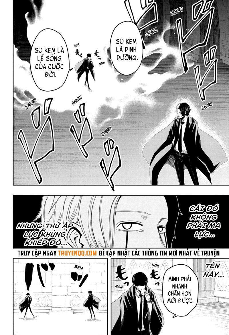 Mashle: Magic and Muscles: Chapter 30