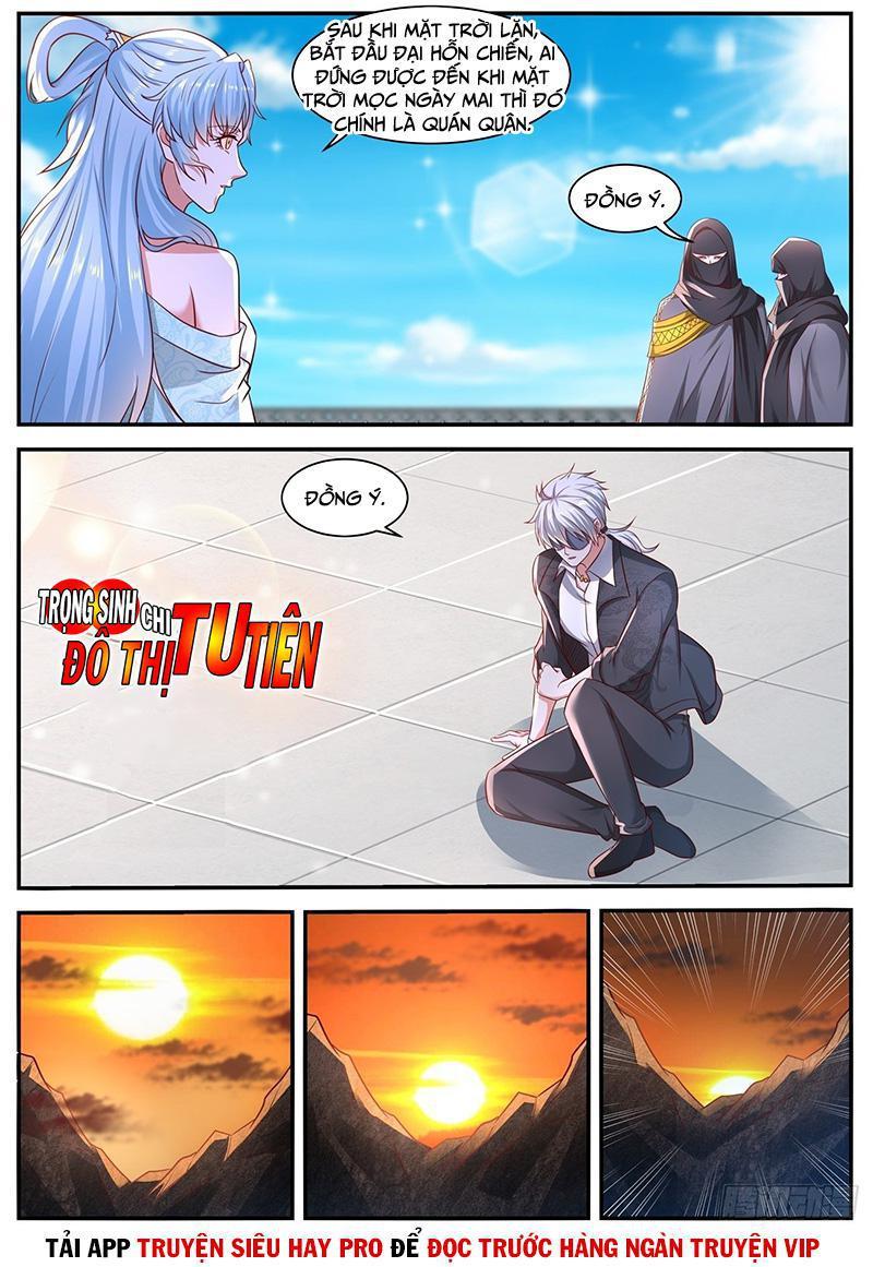 Trọng Sinh Đô Thị Tu Tiên: Chapter 646