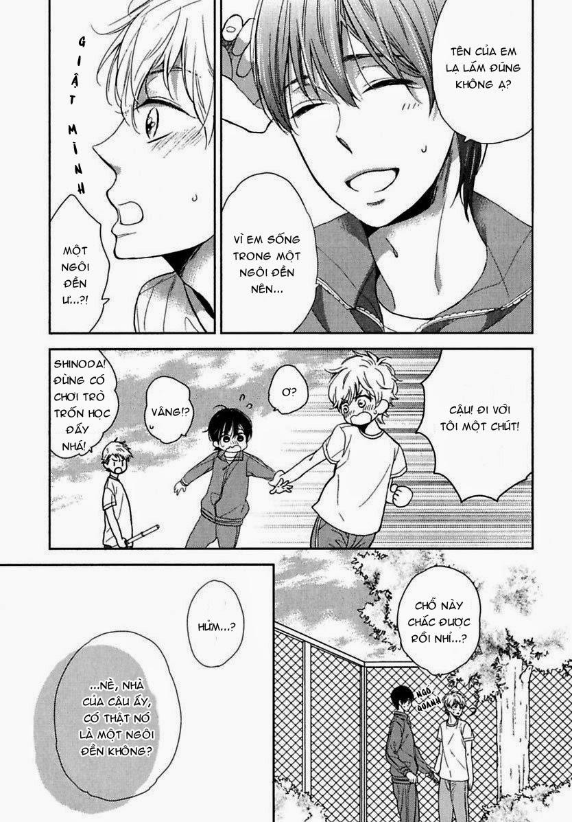 Kimi no Kirakira: Chapter 0