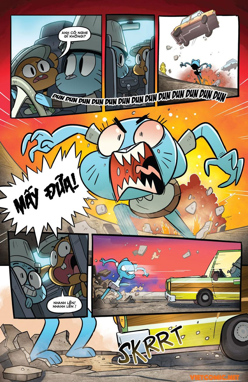 The Amazing World of Gumball: Chapter 1