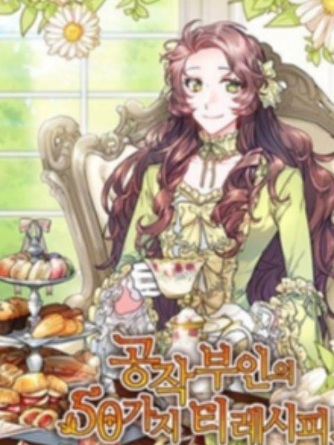 50 công thức pha trà của Nữ công tước