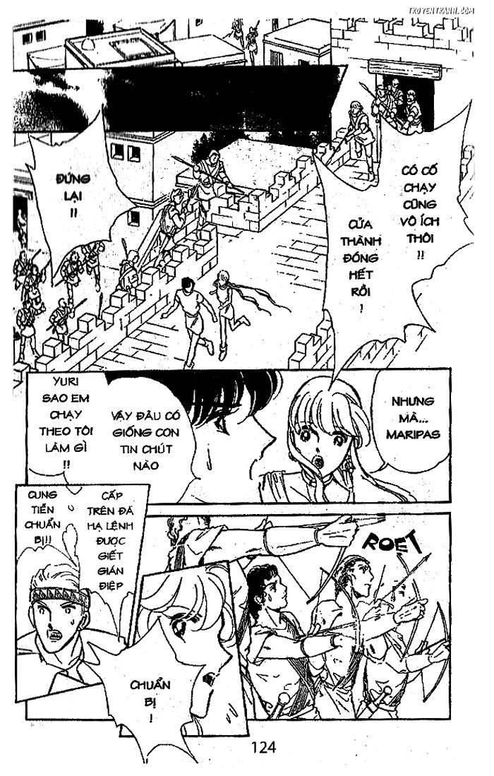 Dòng sông huyền bí: Sora wa akai kawa no hotori chương 88 end