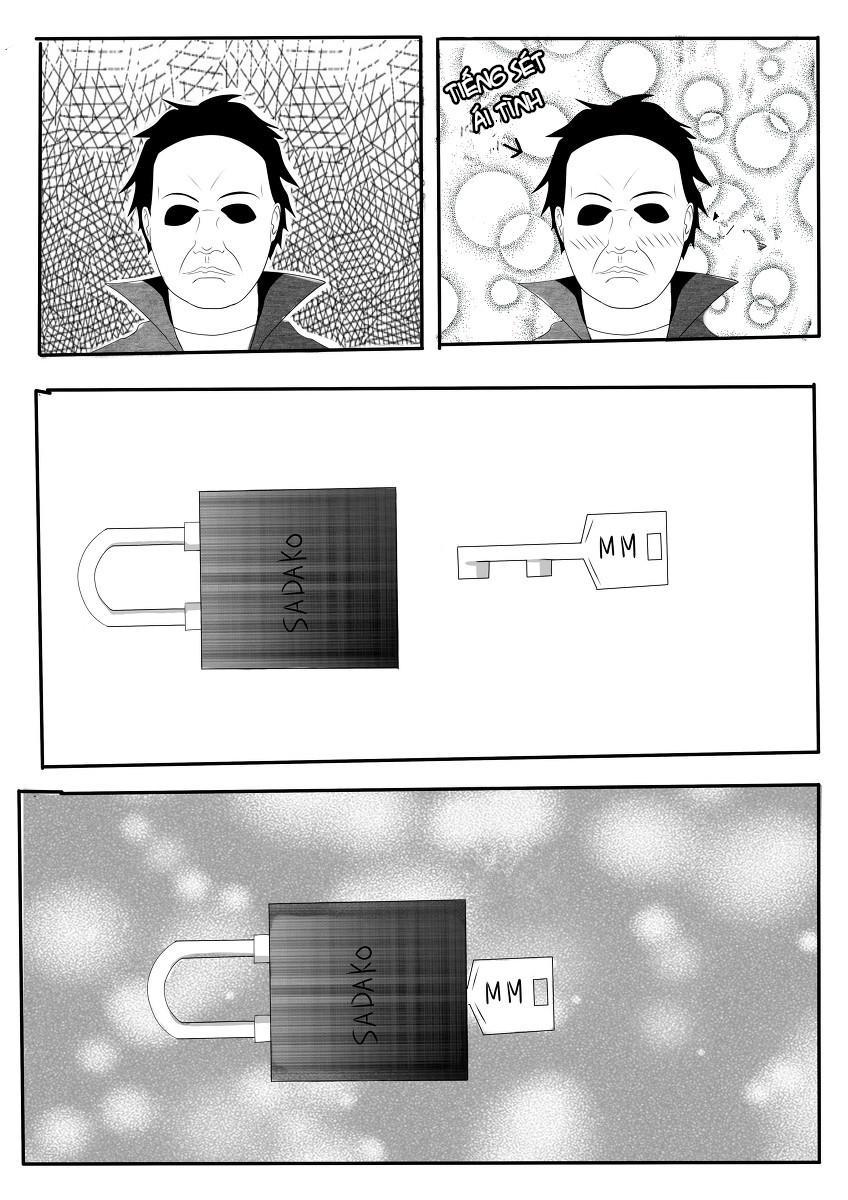 Sadako: Sadako OneShot