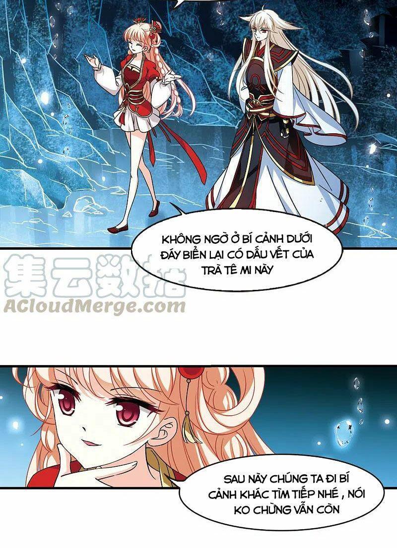 Phong Khởi Thương Lam: Chapter 510