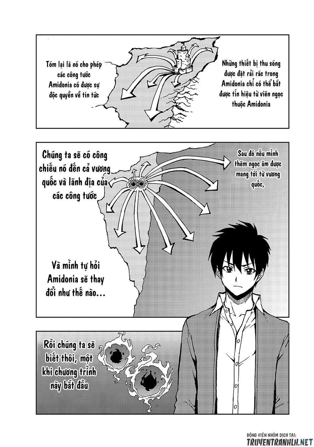 Genjitsu Shugi Yuusha no Oukoku Saikenki: Chapter 29