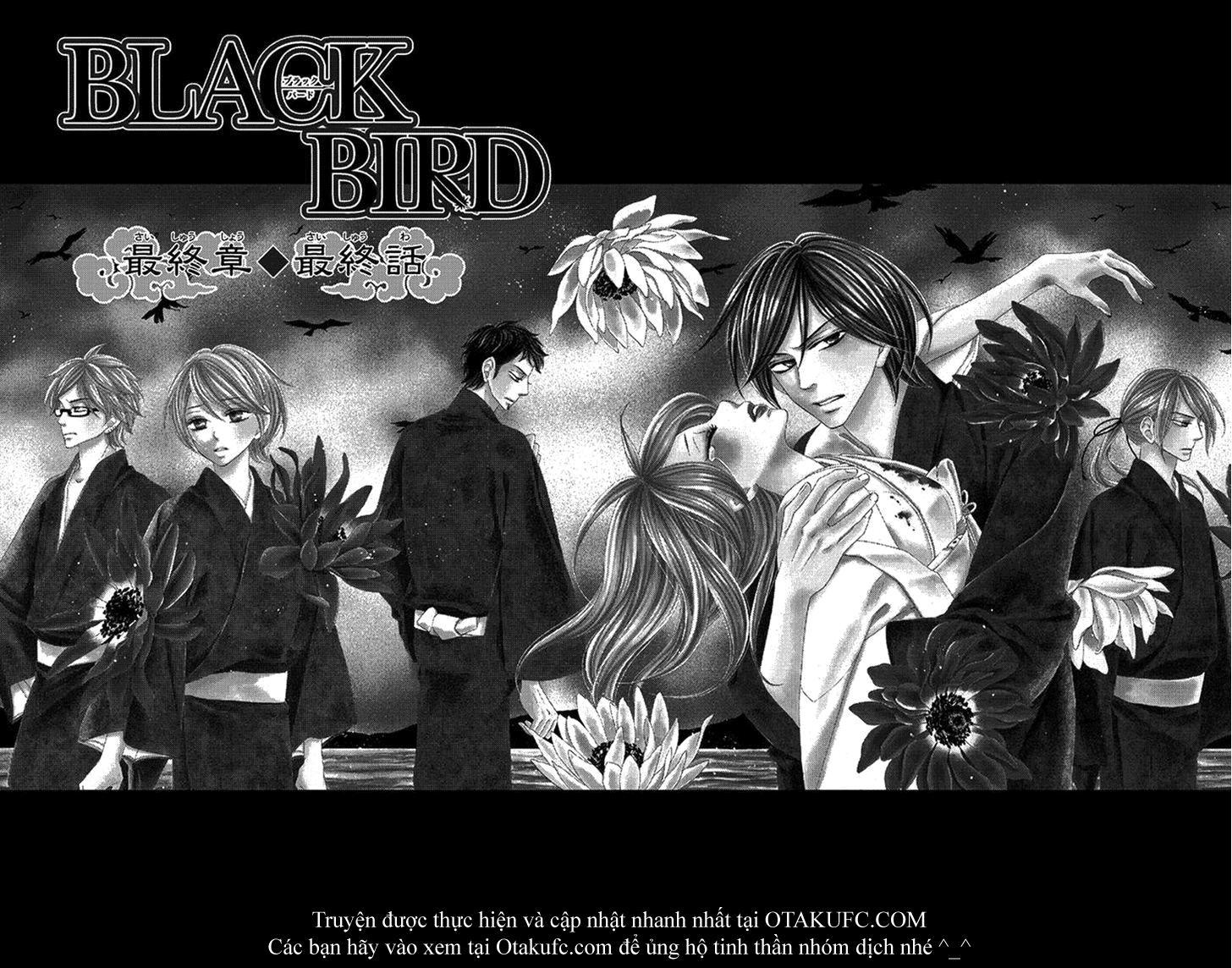 Black Bird: Black bird chap 72