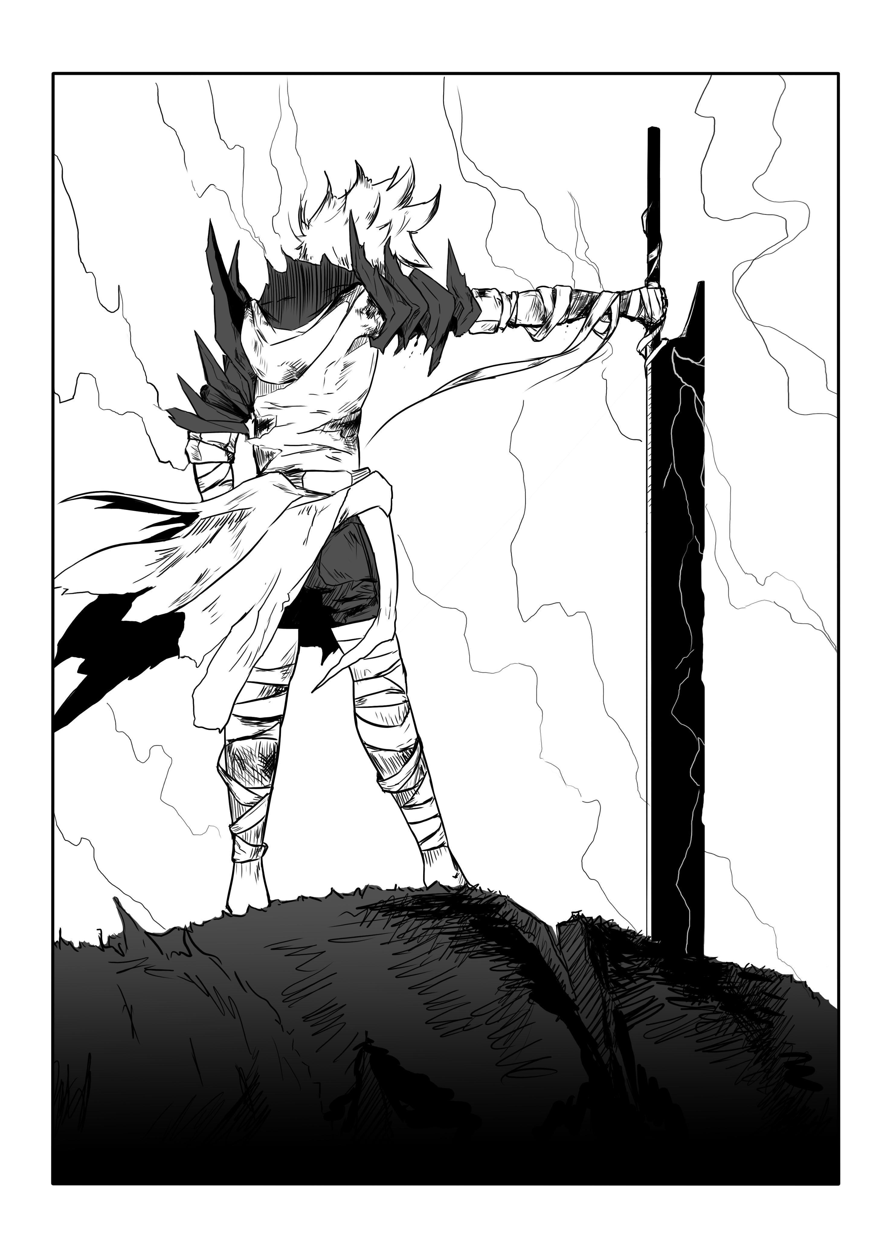 Taiworld: Chapter 1: Cuộc gặp mặt định mệnh của Ác quỷ
