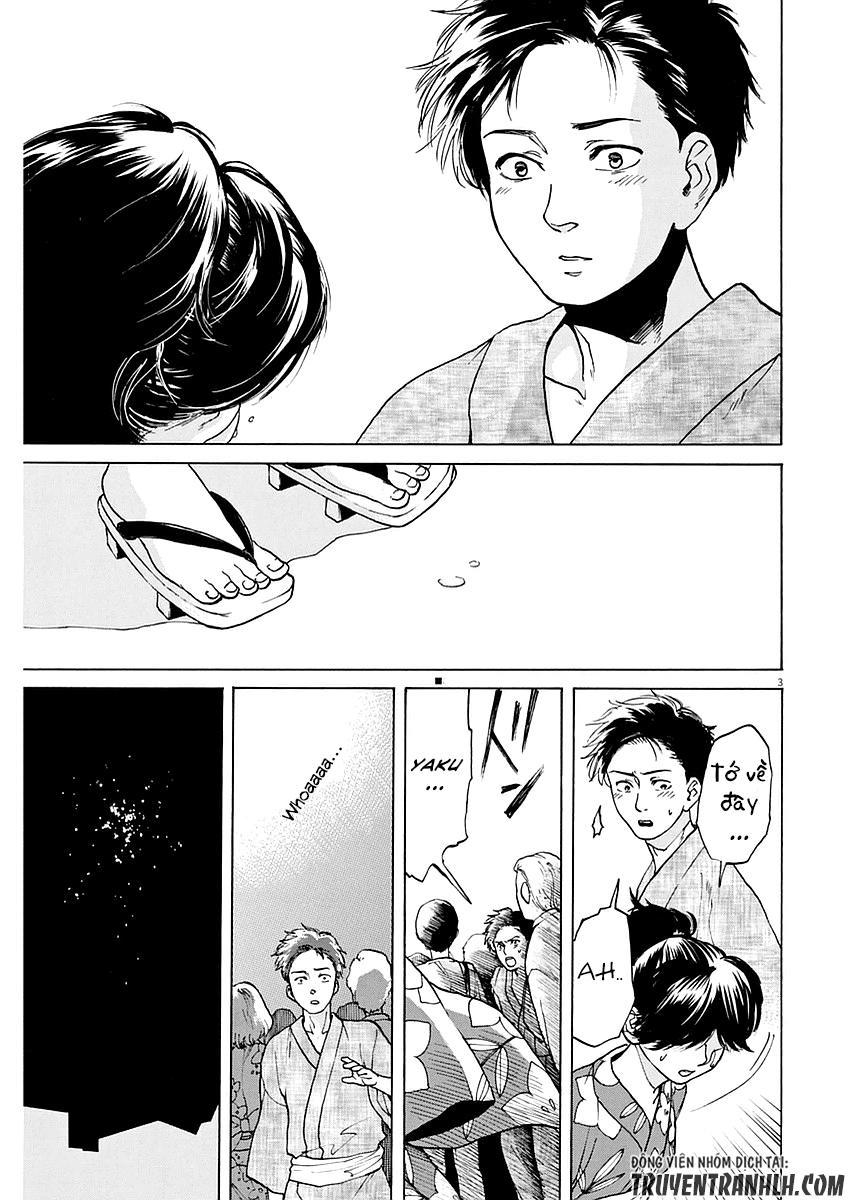 Slow Motion wo Mou Ichido: Chap 15
