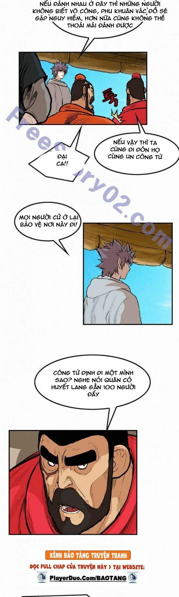 Bất Bại Quyền Ma: Chapter 79