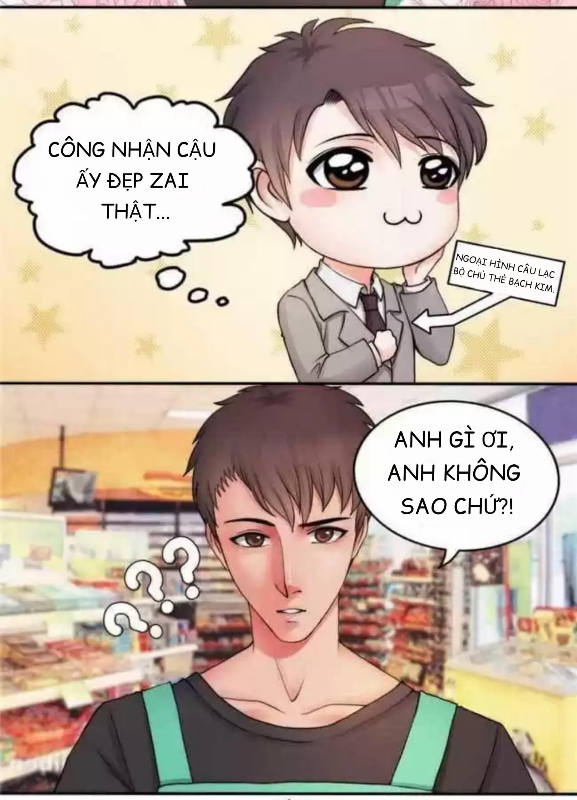 Courage - Can Đảm: Chapter 3