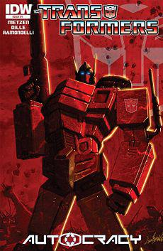 The Transformers: Autocracy