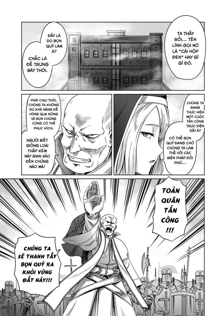 Kuro no Maou: Chapter 17