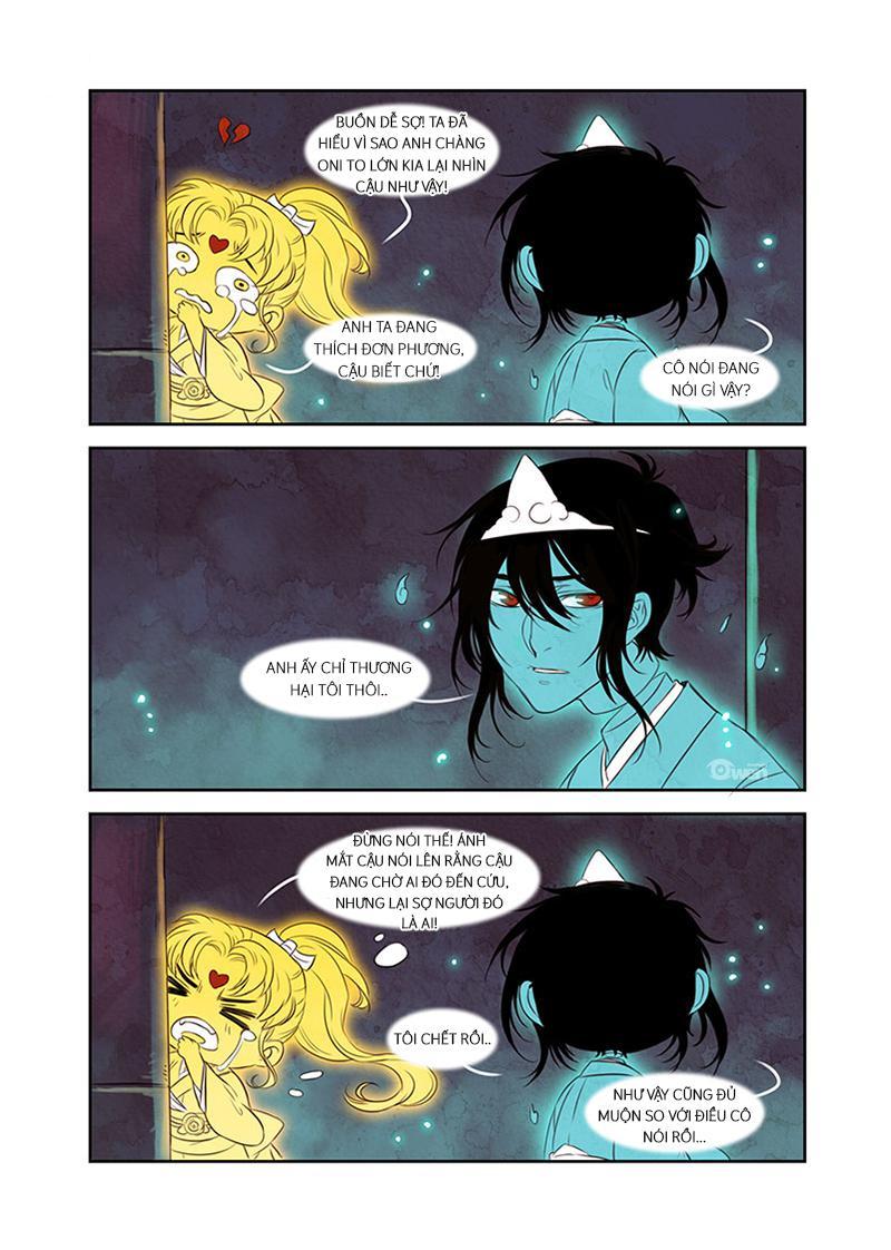 Chuyện của Yokai: 62.Linh hồn (1)