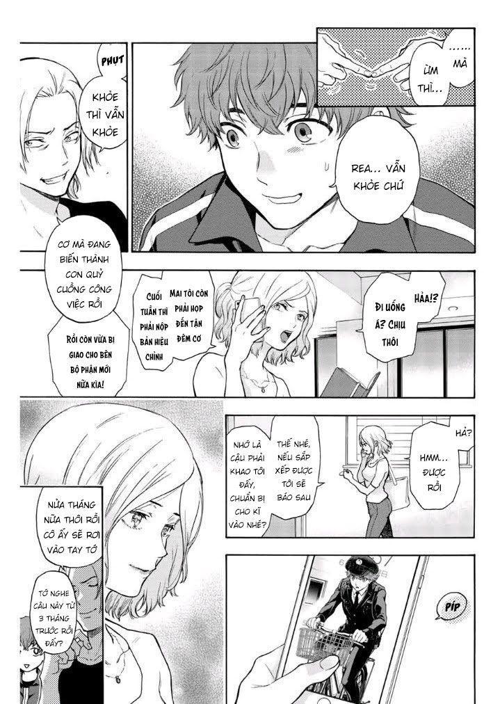 This Man: Sono Kao o Mita Mono ni wa Shi o: Chapter 43: - END