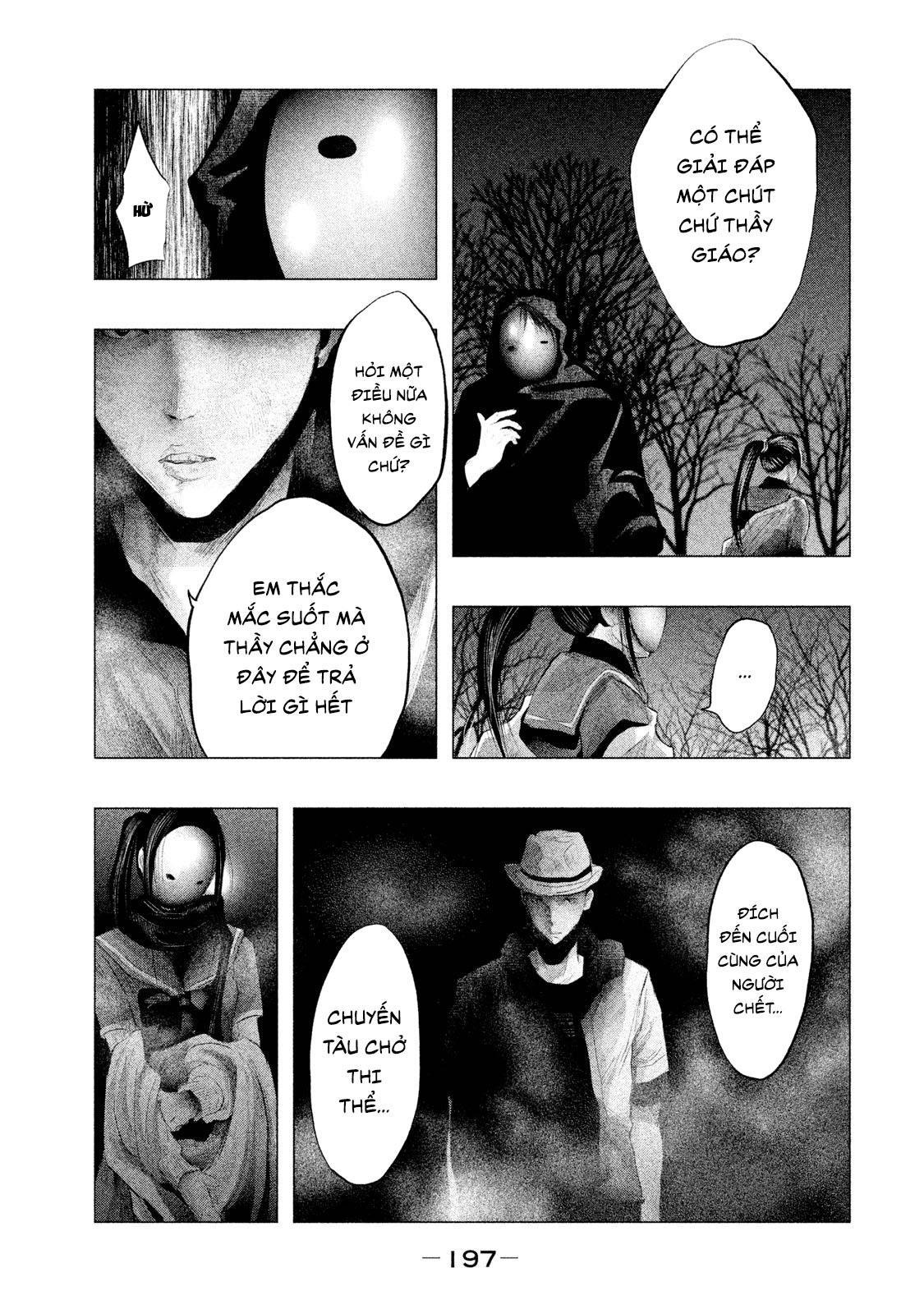 Tiếng chuông tang thương nơi thị trấn: Chapter 83