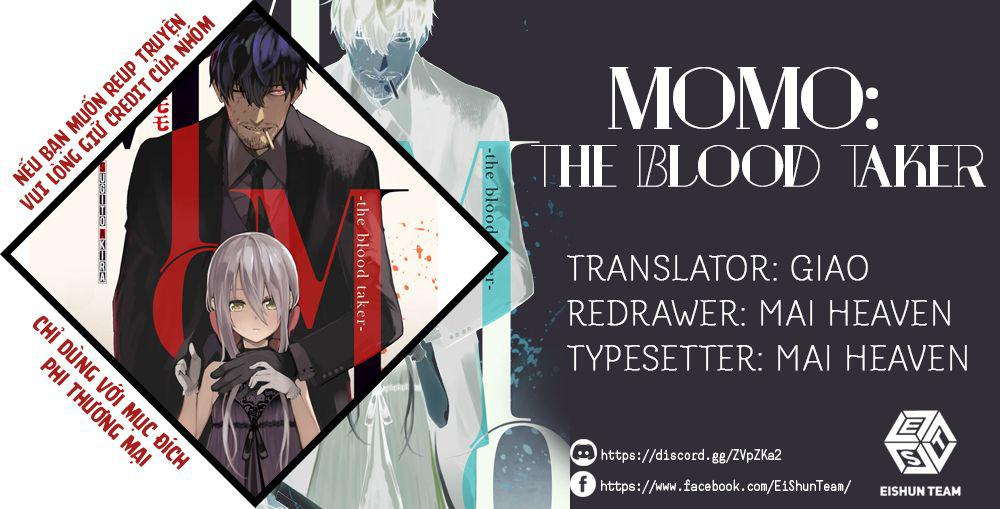 MOMO: The Blood Taker: Chapter 33