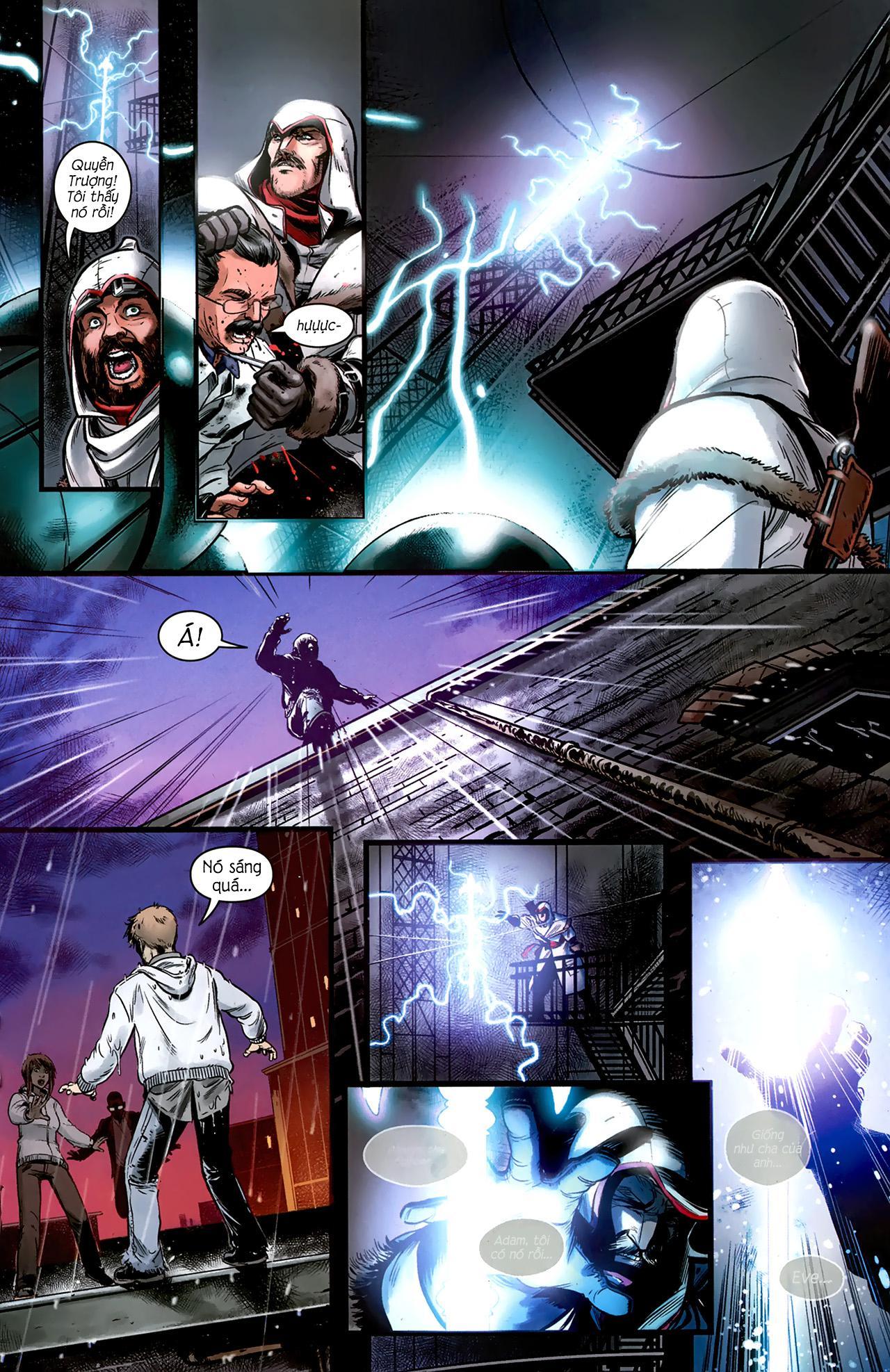 Assassin's Creed: The Fall | Tín Điều Thích Khách: Gục Ngã: #2