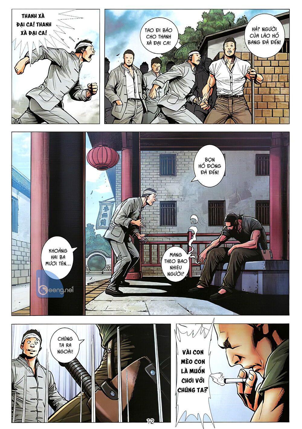 Lý Hạo Đông Cuộc đời thành công: Chapter 1