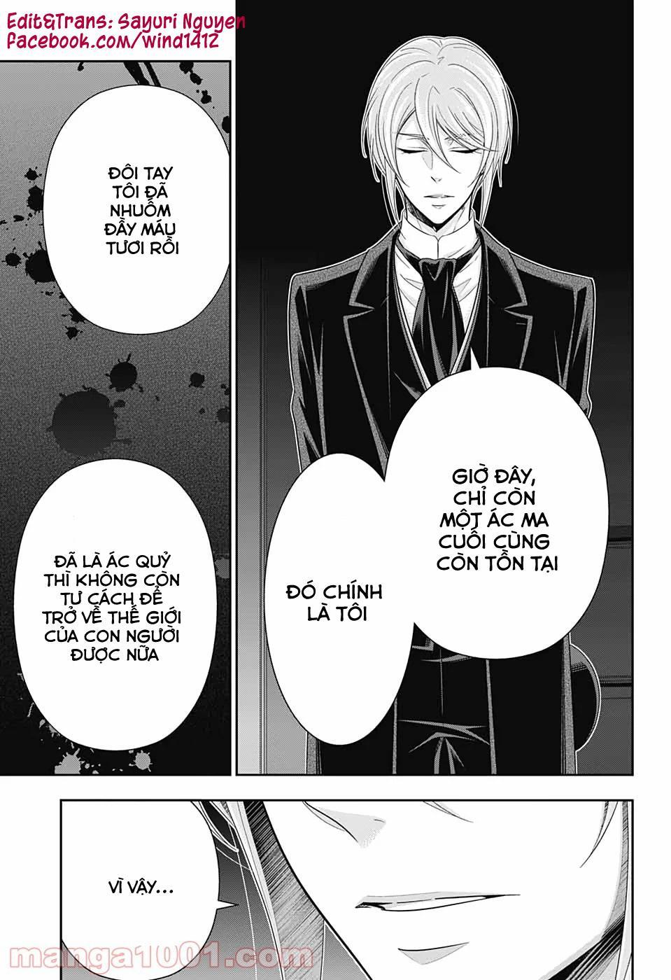 Yukoku No Moriarty: Chapter 53