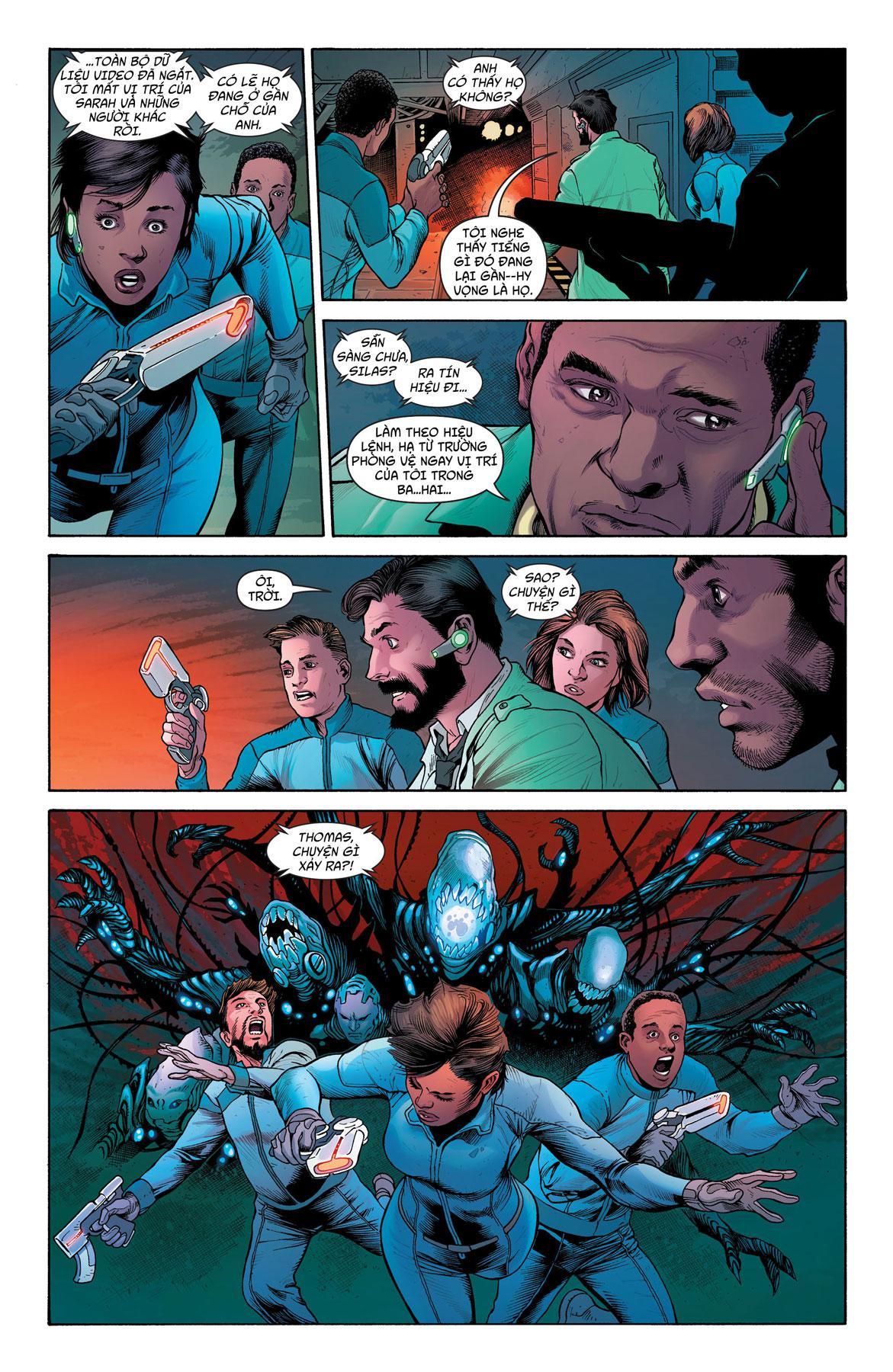 Cyborg: Chapter 3