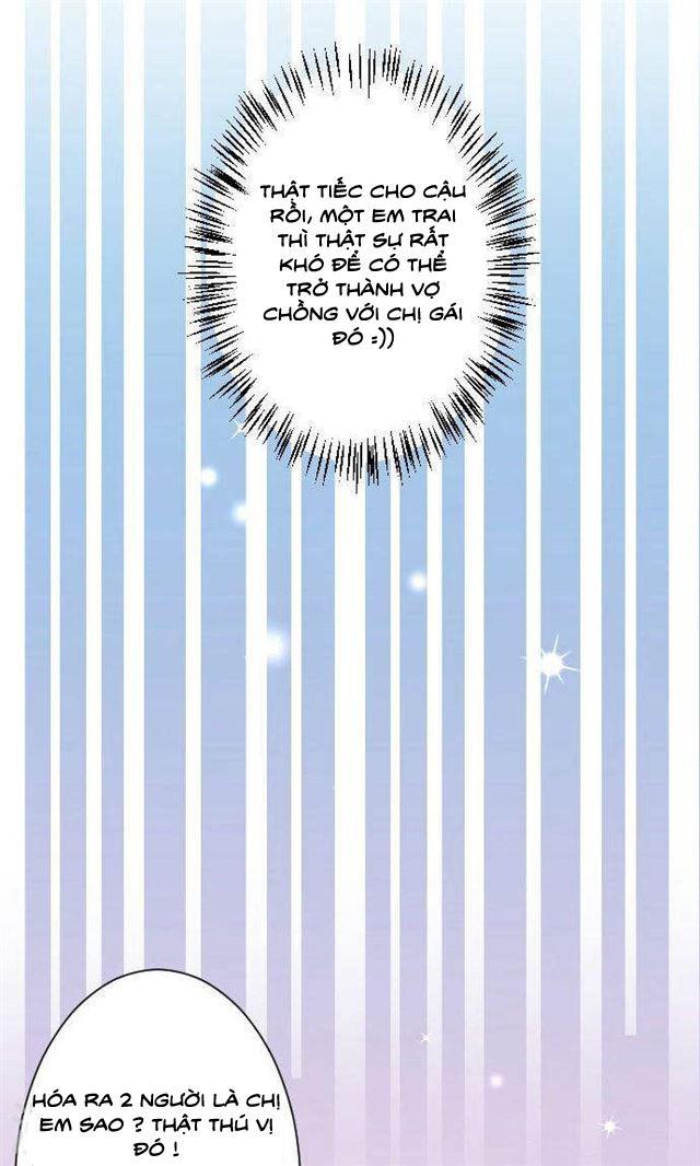 Hôm nay tôi sẽ yêu ai đây ? chap 10 - Trang 22
