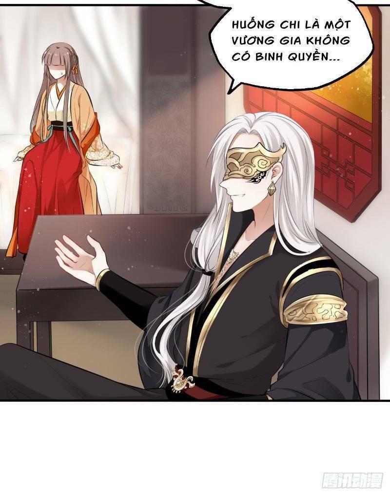 Vương Phi Thật Thích Trang Điểm: Chapter 16