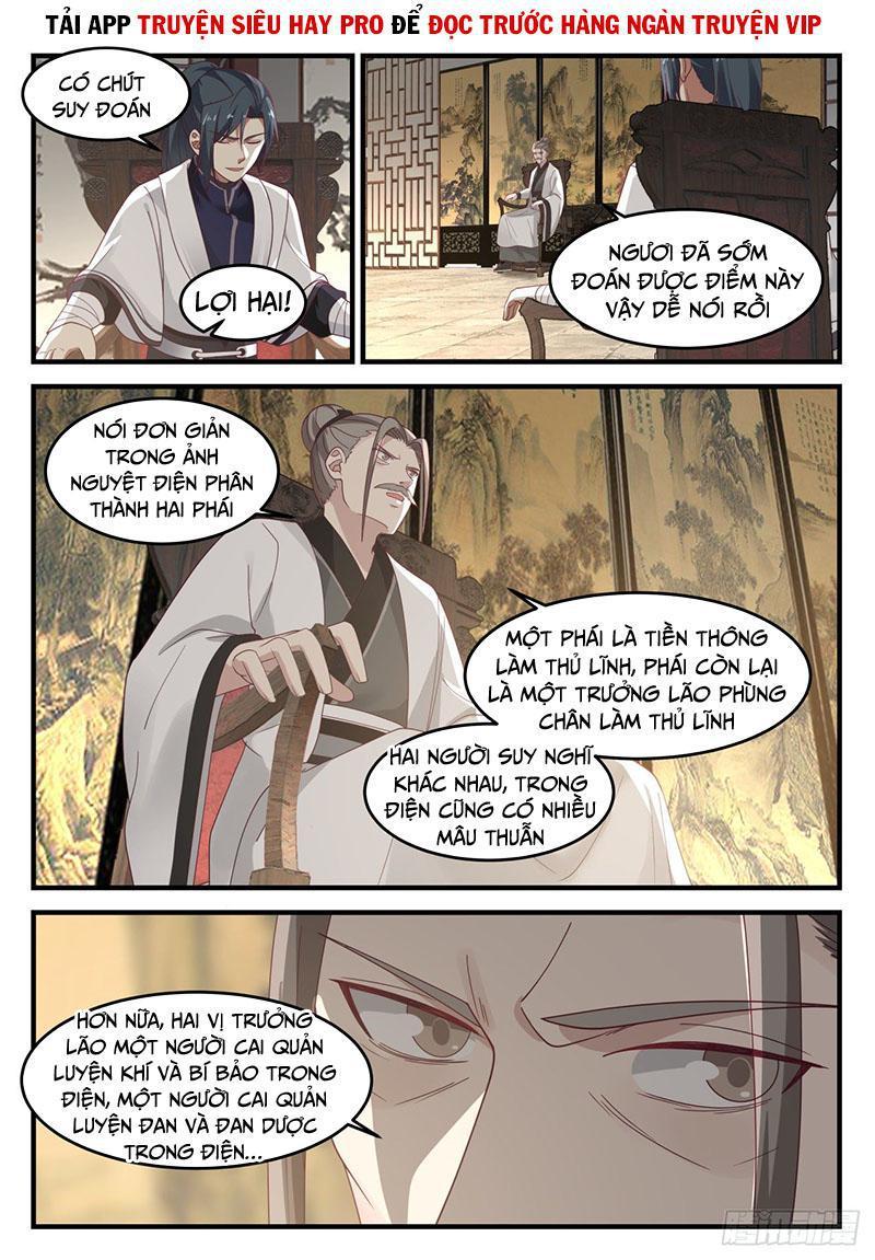 Võ Luyện Đỉnh Phong: Chapter 1235