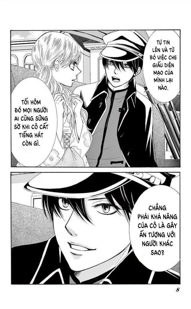 Kiniro Japanesuku: Chapter 8