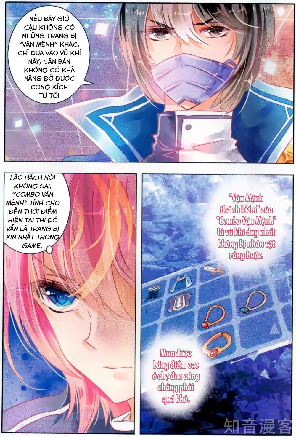 Linh Giai: Chapter 11: Mệnh cùng vận (3)