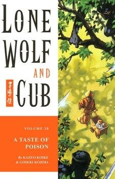 Lone Wolf and Cub - Sói Mang Con