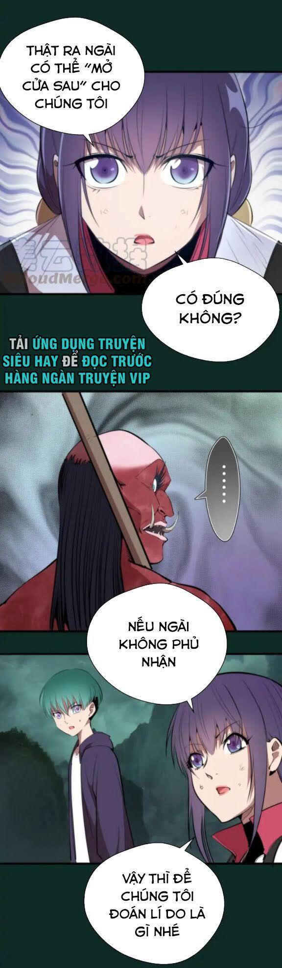 Cao Đẳng Linh Hồn: Chapter 90.5
