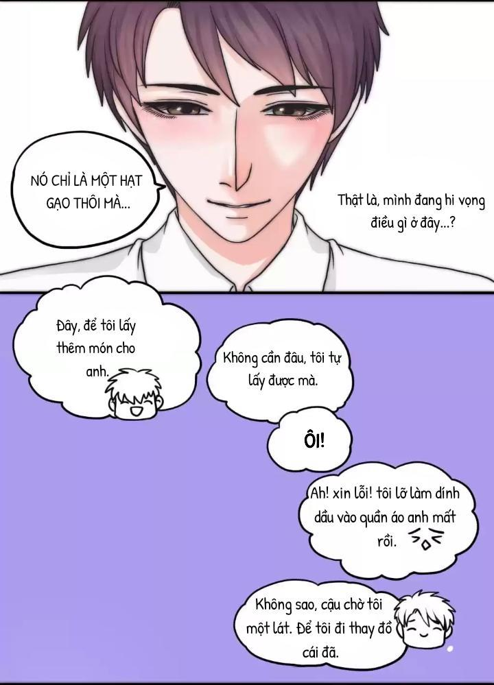 Courage - Can Đảm: Chapter 18