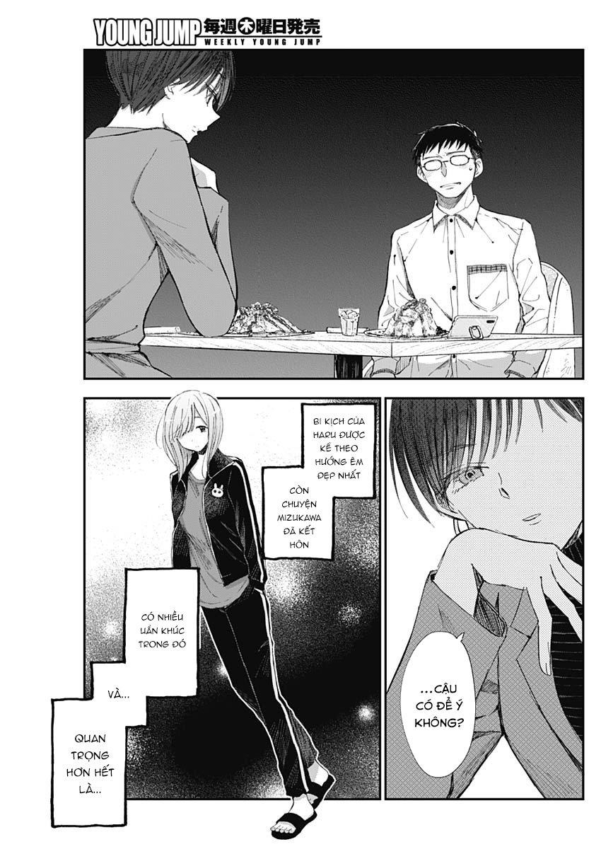 Seinen Shoyo yo, Haru wo Musabore: Chapter 4: Nhất định là 4 người đó