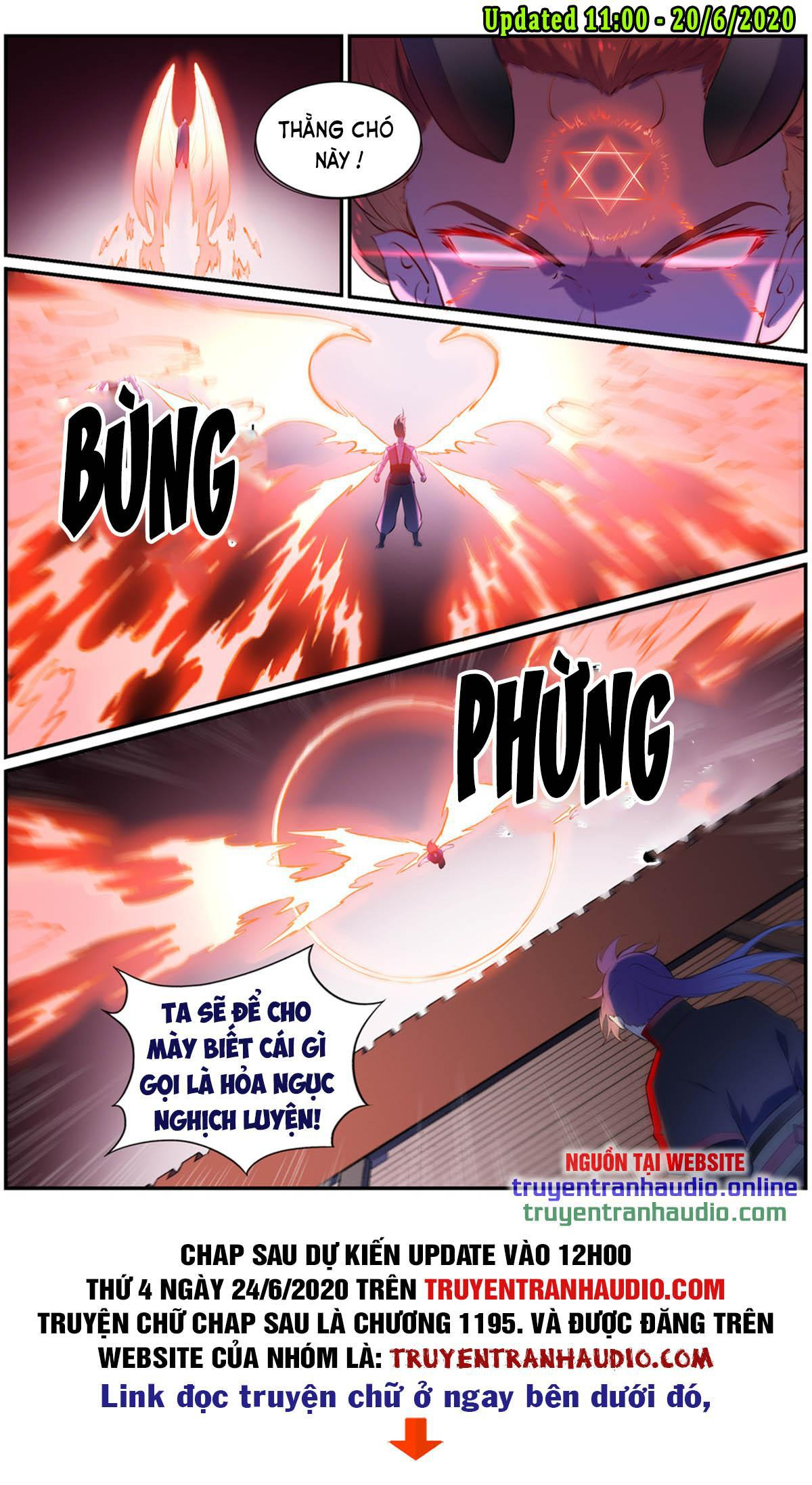 Bách Luyện Thành Thần.: Chapter 581