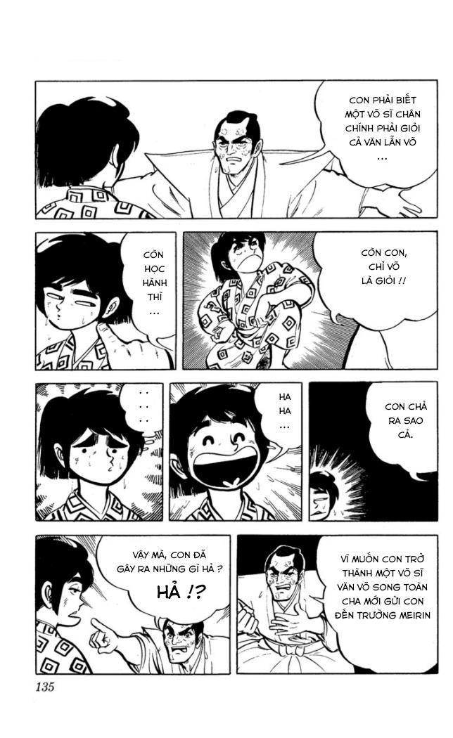 Ore wa Chokkaku: Chapter 4