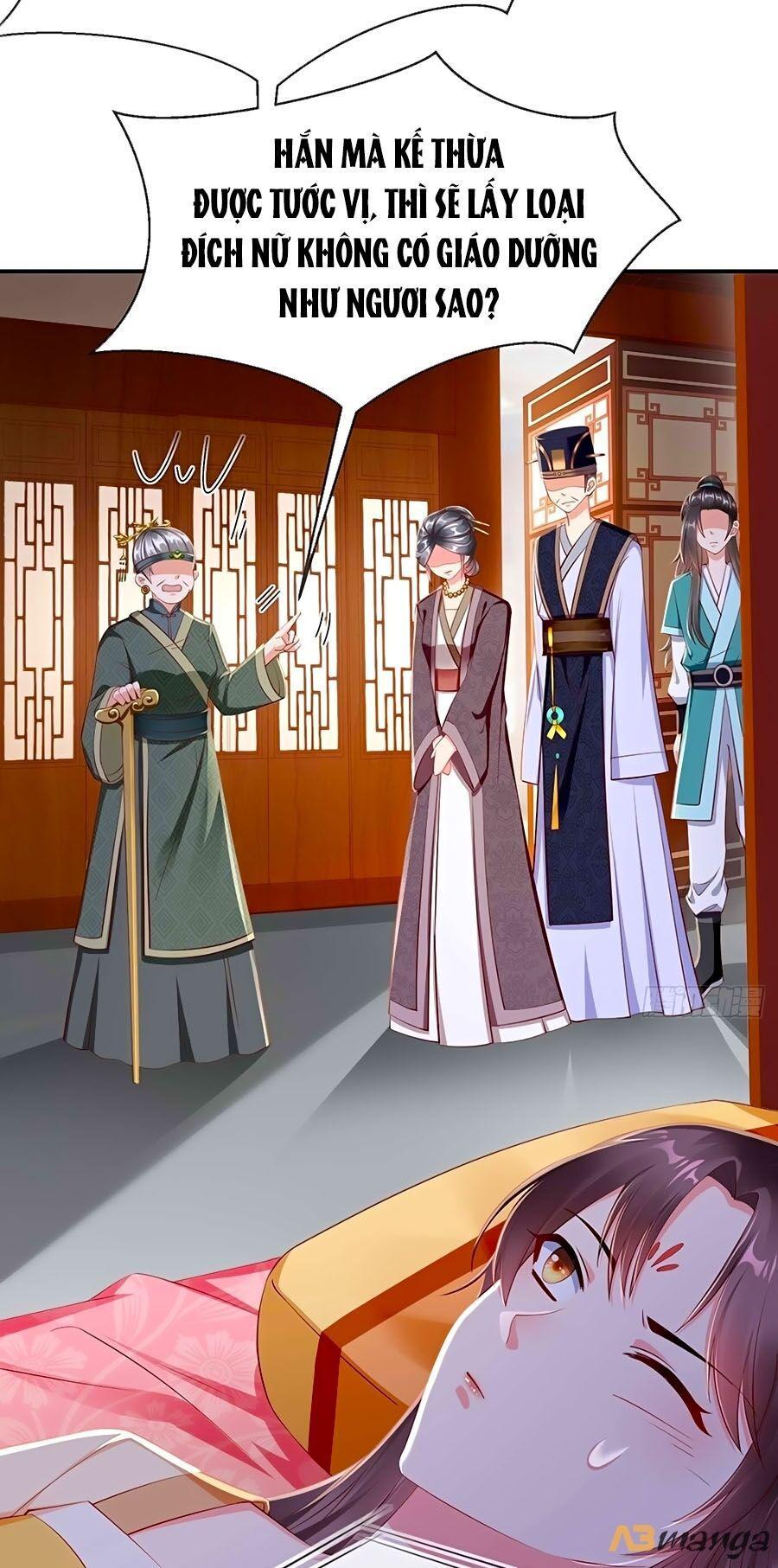 Vương Phi Là Đoá Bạch Liên Hoa: Chapter 4